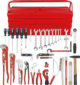 KS-Tools-1160186-Plumbers-kit-34pcs-metal-box-0