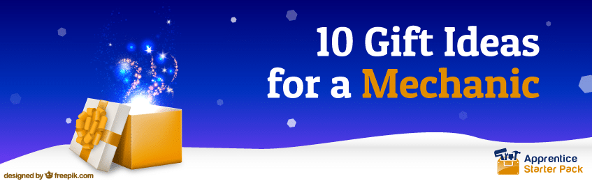 10 Gift and present ideas for a Mechanic