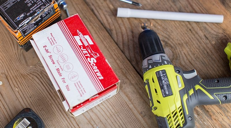 Electric Screwdriver or Impact Driver